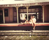 Port Douglas trai station