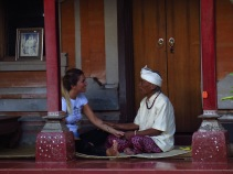 Ketut Liyer - Eat Pray Love - Bali